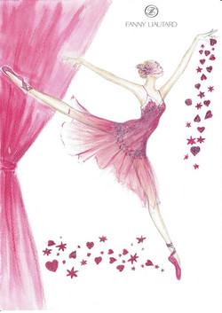 Saint Valentin # dessinFanny Liautard