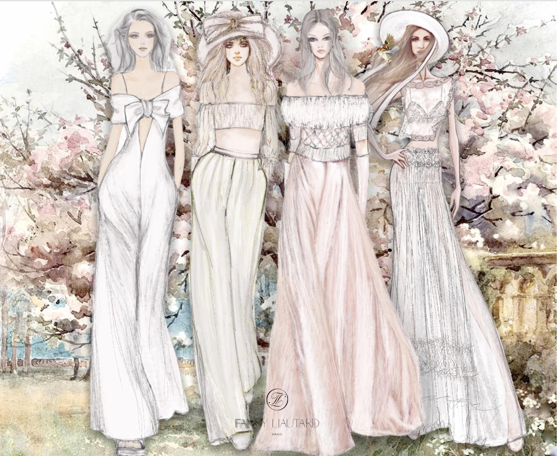 Les robes sur-mesure