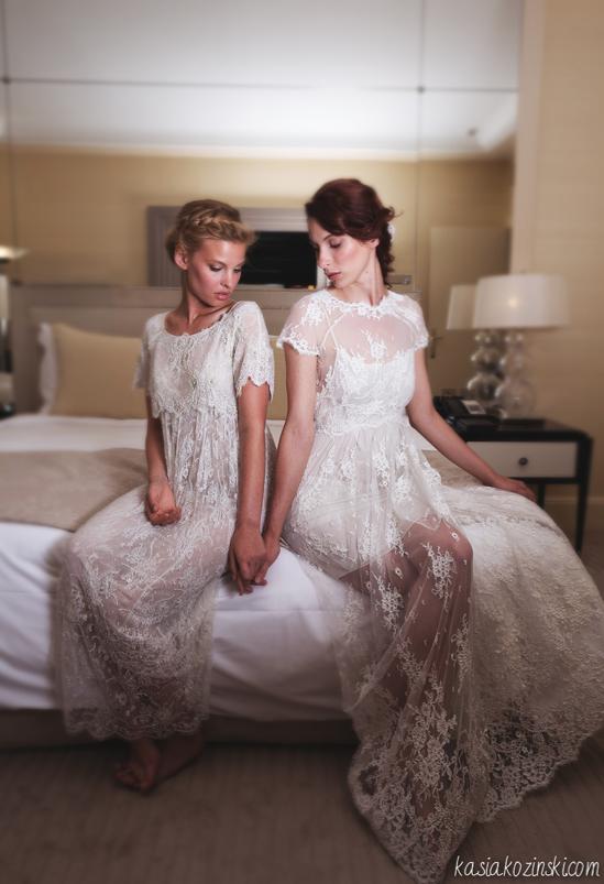 Robes de mariée dentelles de calais