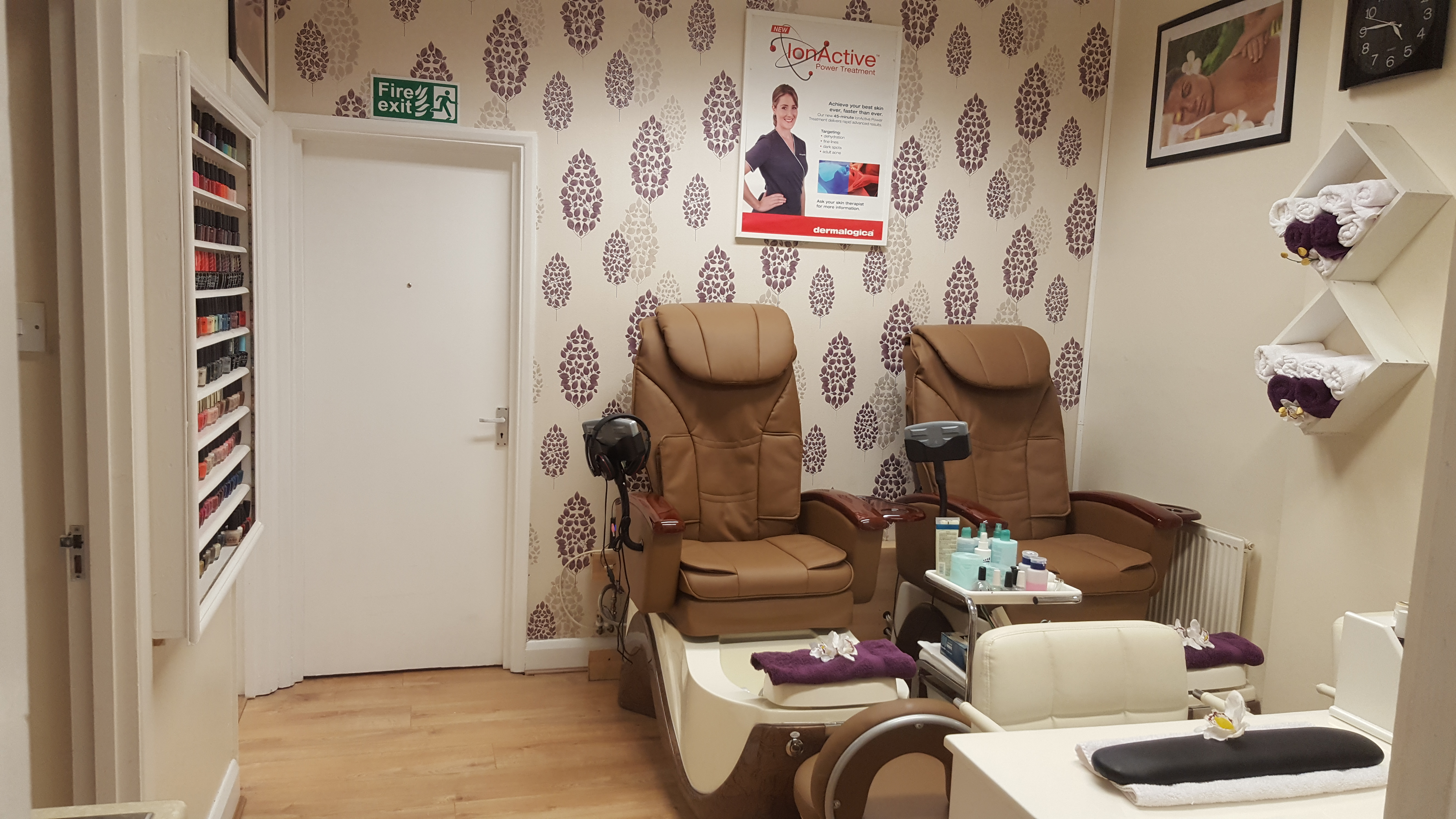 Pedicure Massage Chairs