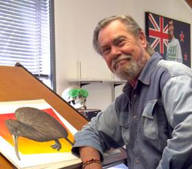 Dave Gunson, Illustrator