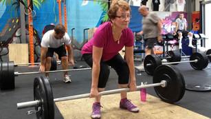 El entrenamiento de fuerza en Parkinson
