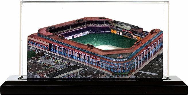 Ebbets Field (1913-1957) - Brooklyn Dodgers