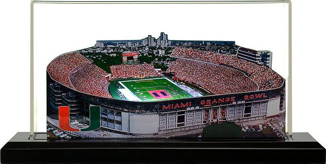 Orange Bowl Stadium (1937-2008) - Miami Hurricanes