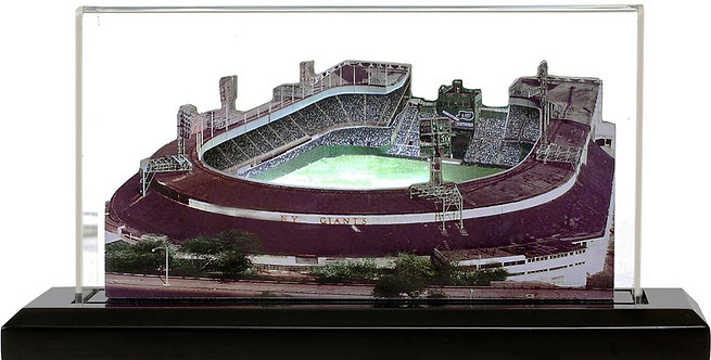 Polo Grounds - New York Giants