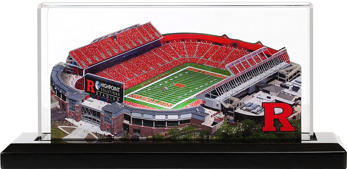 Rutgers Stadium - Rutgers Scarlet Knights