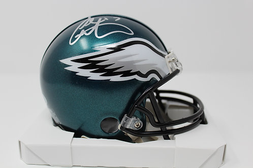 Alshon Jeffery Autographed Philadelphia Eagles Mini Helmet