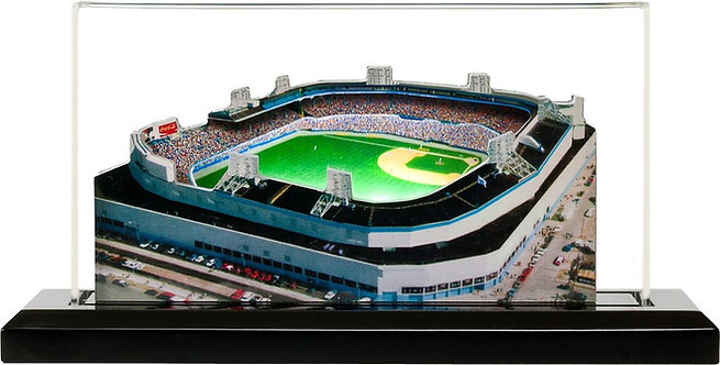 Tiger Stadium (1912-1999) - Detroit Tigers