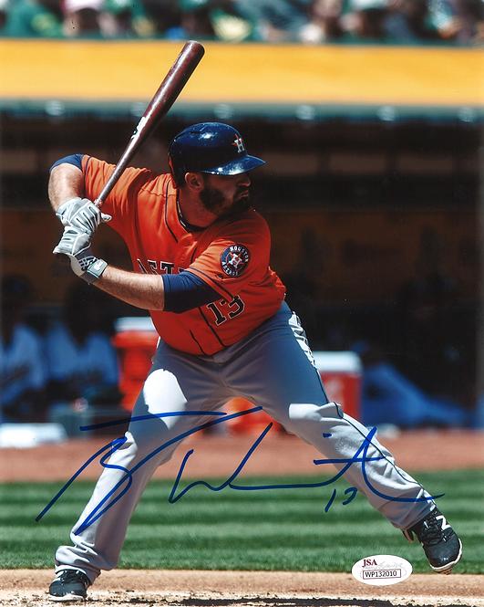Tyler White Autographed Houston Astros 8x10 Photo