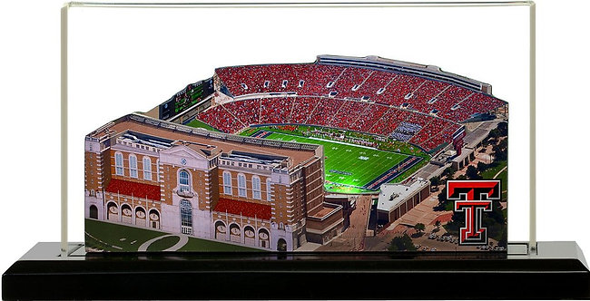 Jones AT&T Stadium - Texas Tech Red Raiders