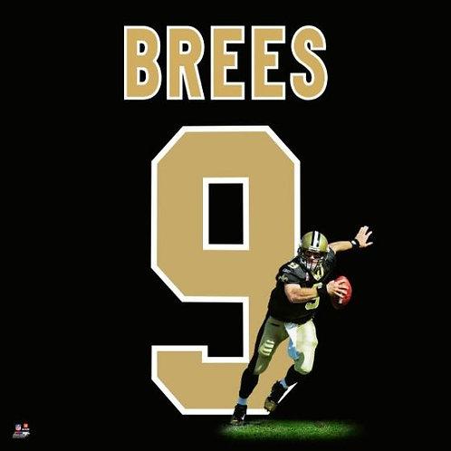 Drew Brees Uniframe