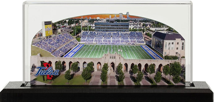 Skelly Field at Chapman Stadium - Tulsa Golden Hurricane