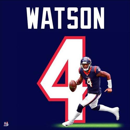 Deshaun Watson Uniframe