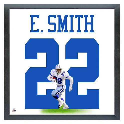 Emmitt Smith Uniframe