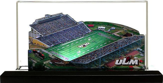 Malone Stadium - Louisiana Monroe Warhawks