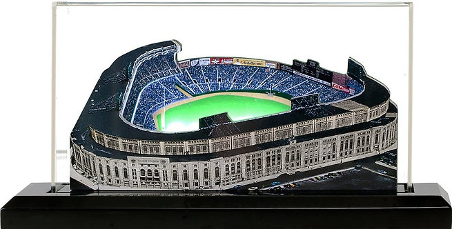Yankee Stadium (1923-1973) - New York Yankees