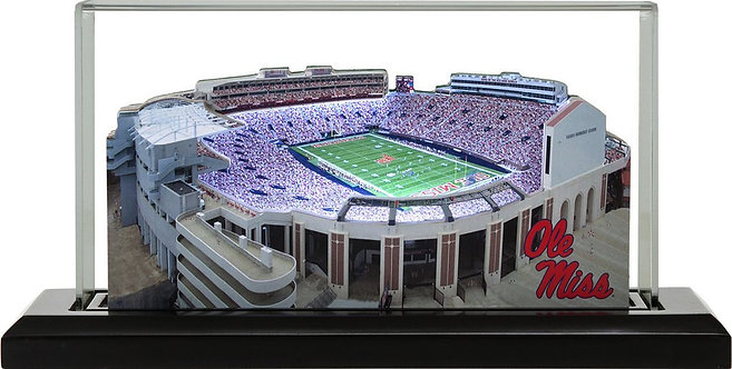 Hemingway Stadium - Mississippi Rebels Vaught