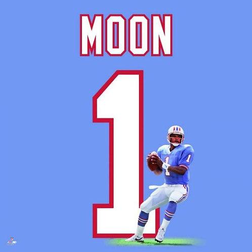 Warren Moon Uniframe