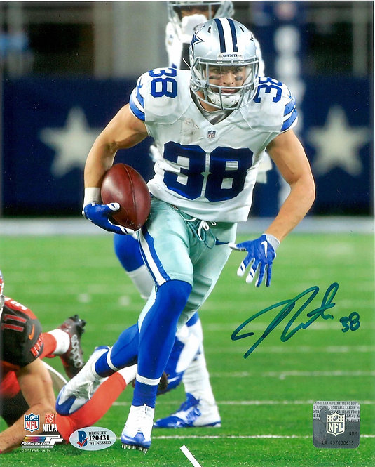 Jeff Heath Autographed 8x10 Photo