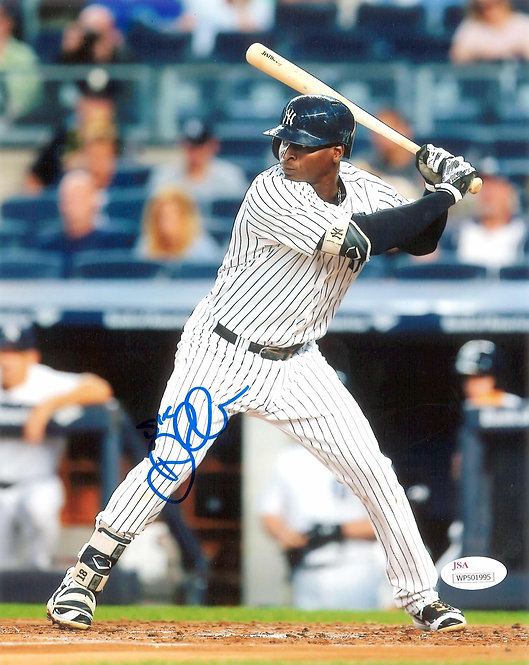 Didi Gregorious Autographed New York Yankees 8x10 Photo