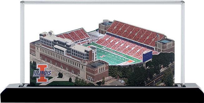 Memorial Stadium - Illinois Fighting Illini