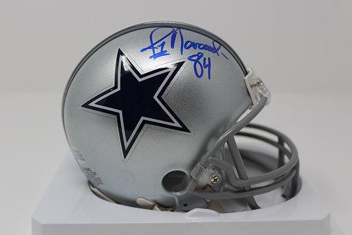 Jay Novacek Autographed Dallas Cowboys Mini Helmet