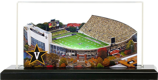 Vanderbilt Stadium - Vanderbilt Commodores
