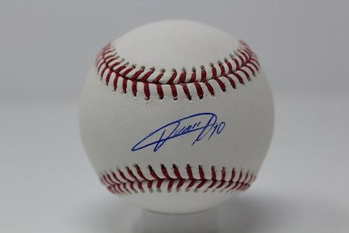 Yulieski Gurriel Autographed Baseball