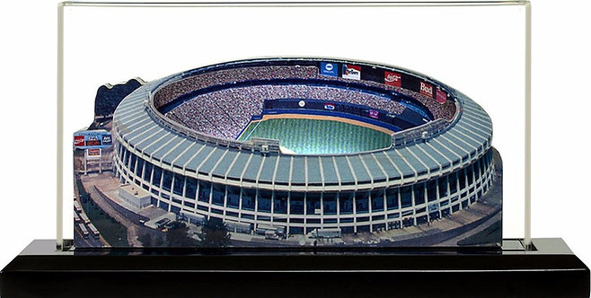 Atlanta Fulton County Stadium (1966-1996) - Atlanta Braves