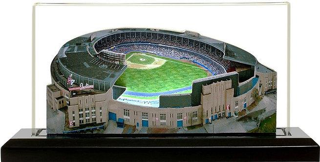 Cleveland Municipal Stadium (1931-1995) - Cleveland Indians