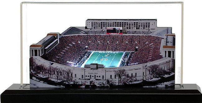 Solider Field (1971-2001) - Chicago Bears