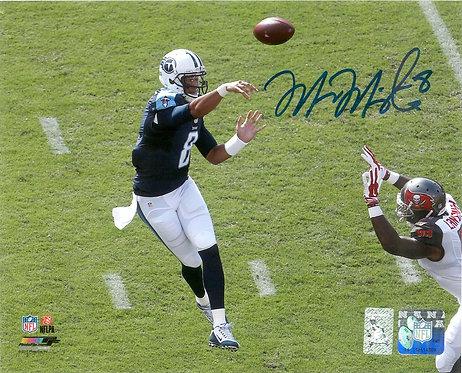 Marcus Mariota Autographed Tennessee Titans 8x10 Photo