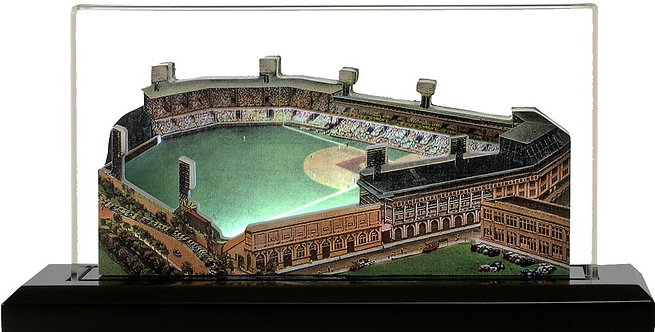 Forbes Field (1909-1970) - Pittsburgh Pirates