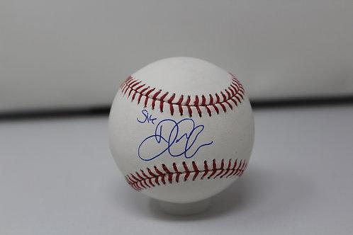 Didi Gregorius Autographed Baseball