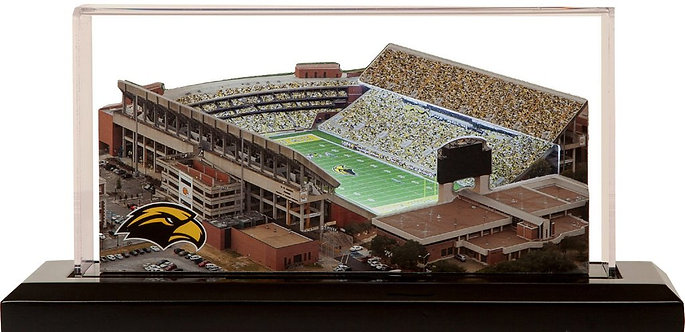 M.M. Roberts Stadium - Southern Mississippi Golden Eagles
