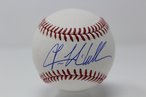 Lance McCullers Jr. Autographed Baseball
