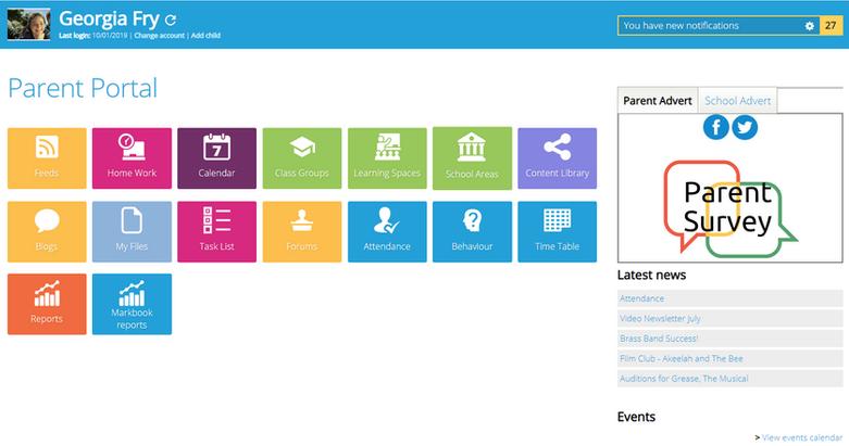 Portal Interface