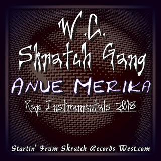 Anue Merika 2018 album photo......promo.