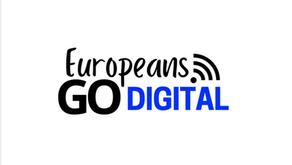 EUROPEANS GO DIGITAL! ARE YOU?