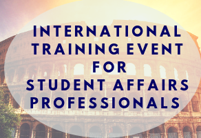 EucA AND ACUHO-I TRAINING EVENT IN ROME