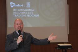 Training event for SAS professionals. Rome, Italy; November 2018