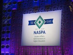 NASPA 2018. Philadelphia, USA; March 2018