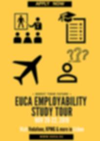 Employability Study Visit, Lisboa 2019 (