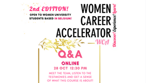 JOIN THE WCA ONLINE Q&A!