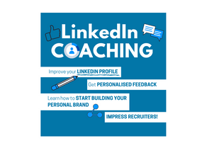 LINKEDIN COACHING: BOOK YOUR SPOT NOW!