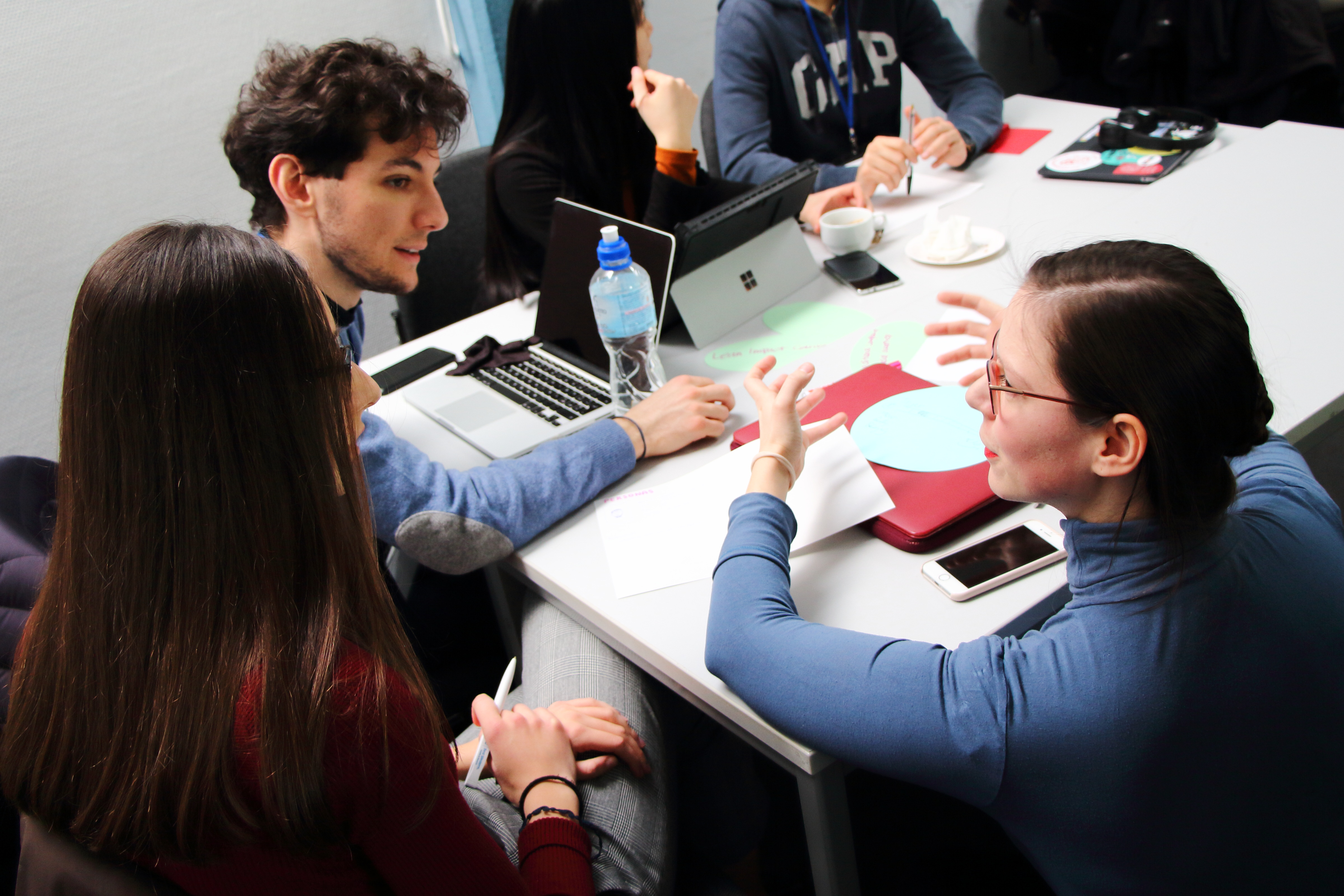 IDOMENI Social Business Challenge First Step - Bonn, Germany; February 2020