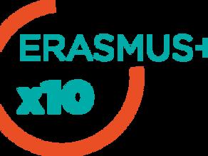 """THE """"ERASMUSX10"""""""