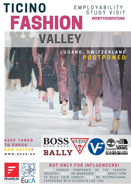 Ticino Employability Study Visit Poster