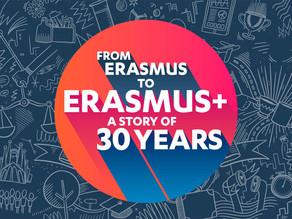 HAPPY 30th BIRTHDAY ERASMUS!