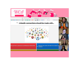 WCA 4th EVENT: COMMUNICATIONS & PERSONAL BRANDING